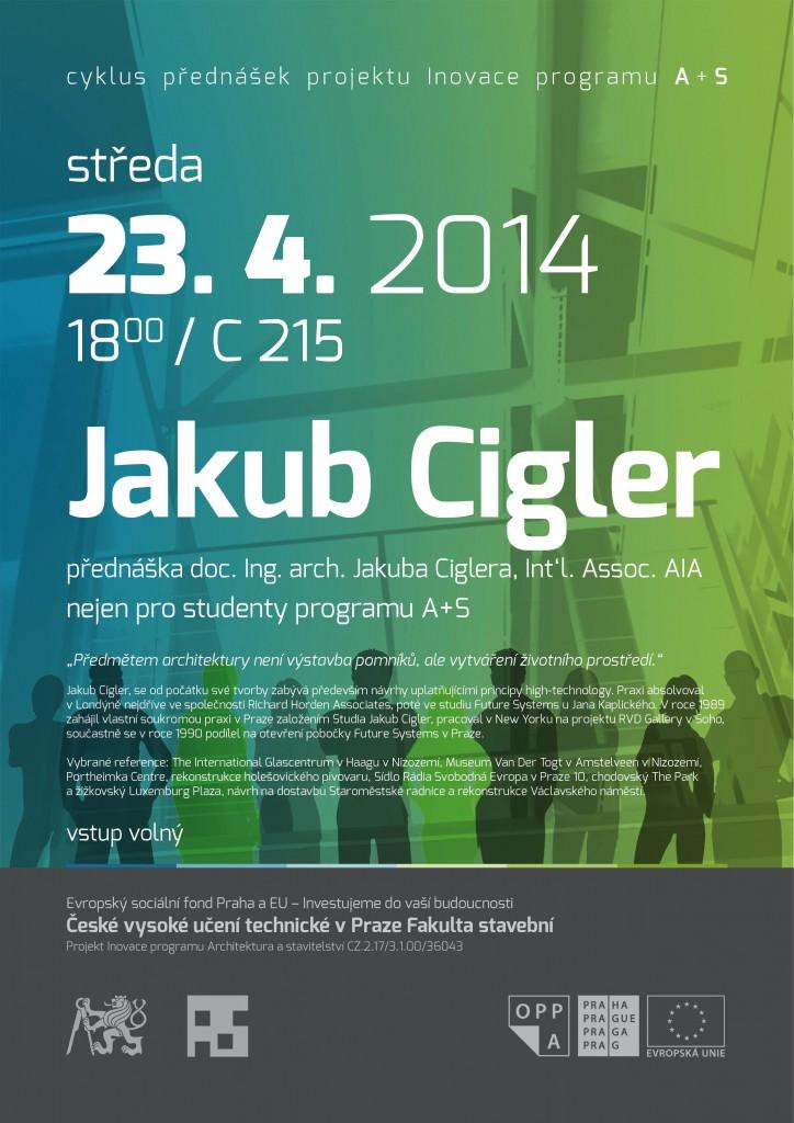 CVUT_AS__OPP_prednasky__plakat_Cigler