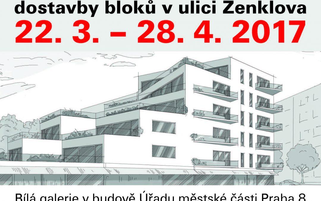 Výstava Bytové domy – Libeň