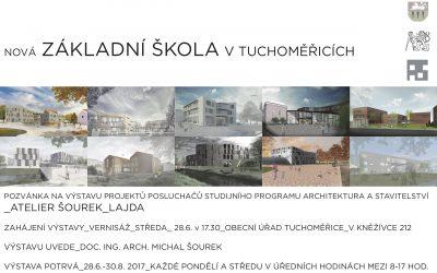 Nová základní škola v Tuchoměřicích