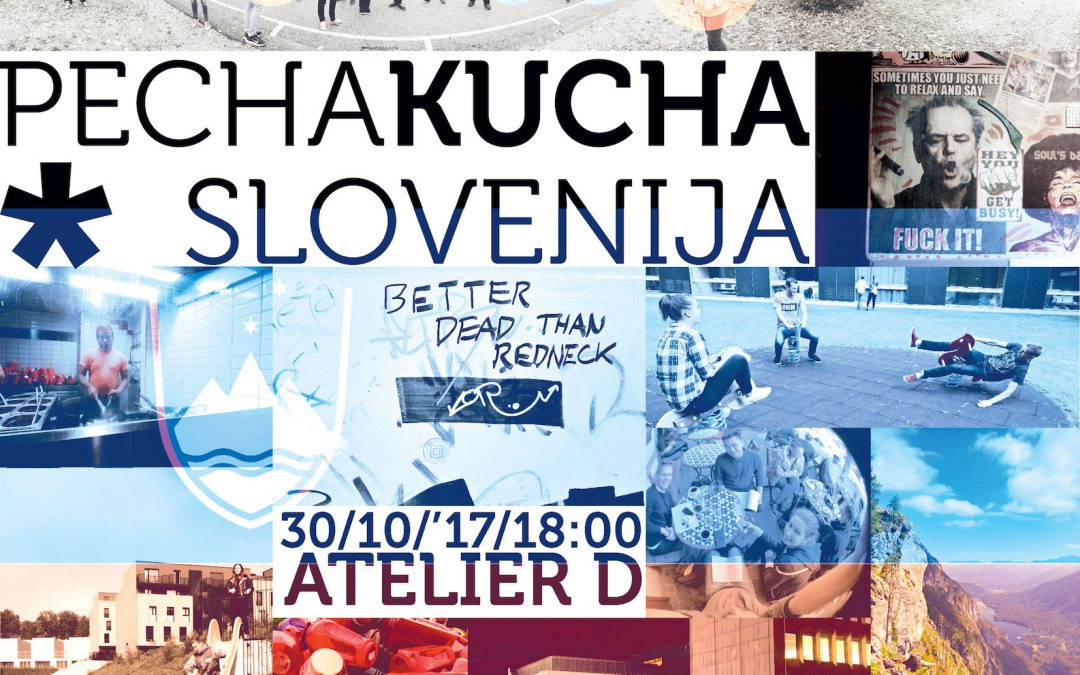 Pecha Kucha Slovenja