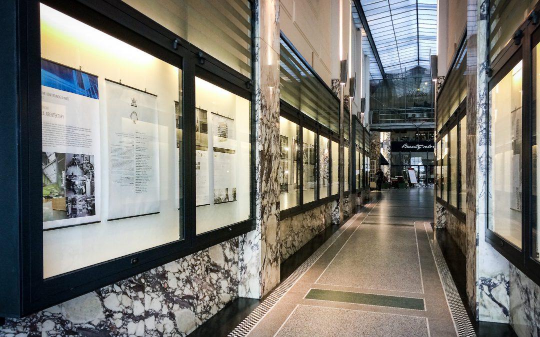 Výstava studentských prací v Paláci koruna