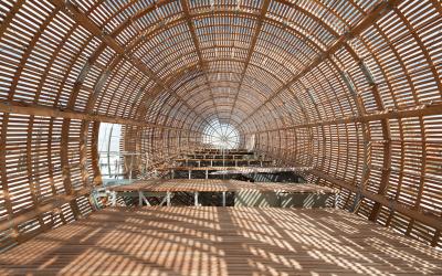 Co je architektura? Přednáška Martina Rajniše