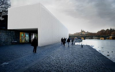 Co je architektura? Bod architekti