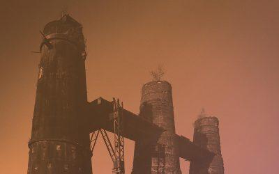 Výstava Industriální architektura jako exponát