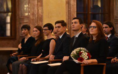 Bety Vachelová získala cenu MŠMT