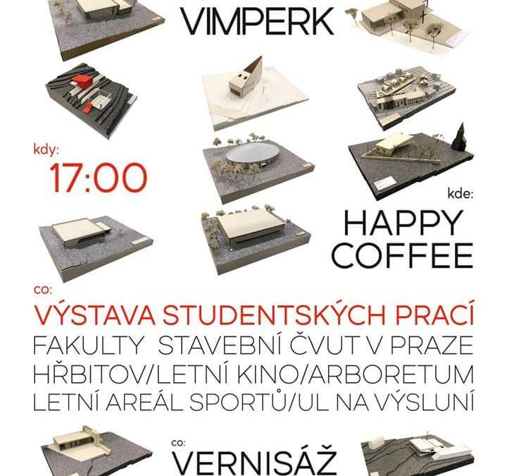 Výstava studentských prací ve Vimperku