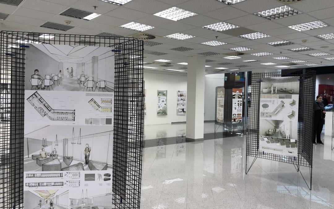 Výstava interiérů pro Prahu 6