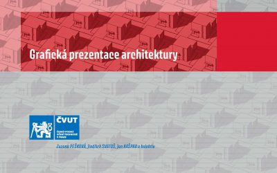 Kniha Grafická prezentace architektury