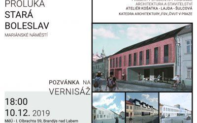 Výstava Proluka Stará Boleslav