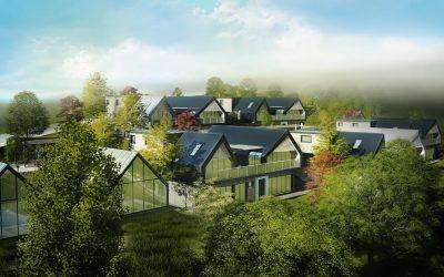 Velká příležitost pro studenty architektury: Navrhněte první českou zelenou čtvrť