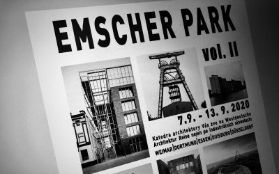 Poznávací zájezd Emscher park