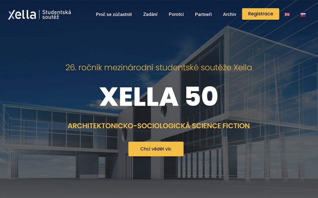 26. ročník mezinárodní studentské soutěže Xella